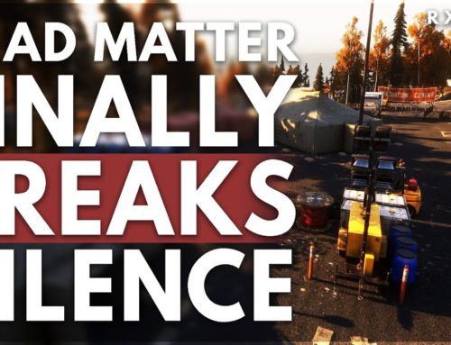 DEAD MATTER Finally BREAKS Silence | Future Updates and Early Access 2021